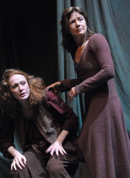 Jan Maxwell as Skinner and Jennifer Van Dyck as Ann