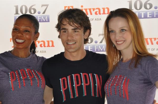 Stephanie Pope, Erik Altemus and Bethany Moore
