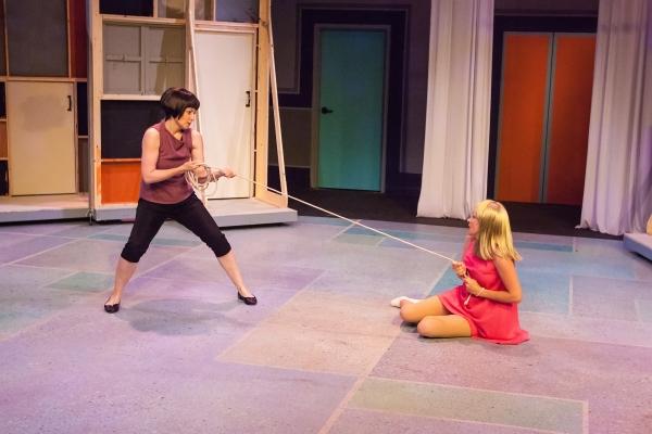 Maureen Porter (Kate) & Foss Curtis (Bianca)