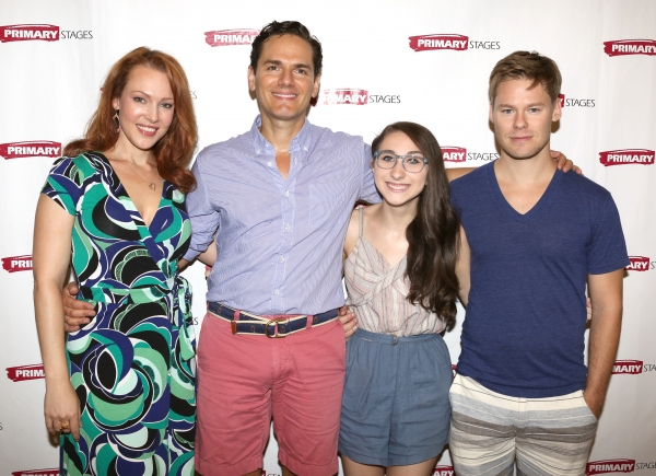 Photos: Meet the Cast of Primary Stages' HARBOR!