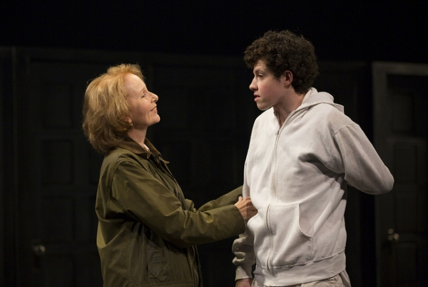 Photo Flash: First Look at Kate Burton, Euan Morton and More in WTF's HAPGOOD