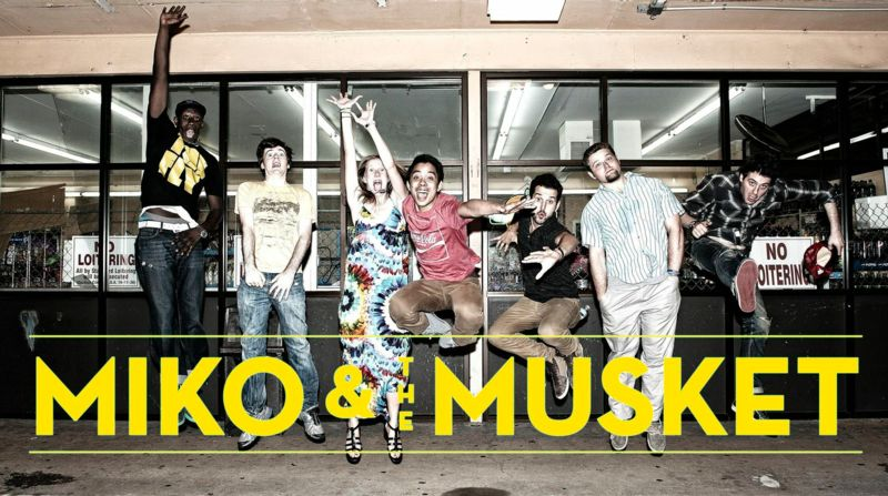 Miko and The Musket to Play Rockwood Music Hall Tomorrow