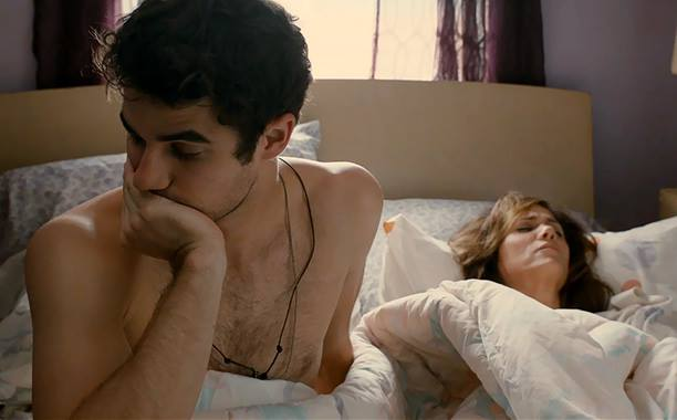 Criss In Bed With Wiig In First GIRL MOST LIKELY Clip
