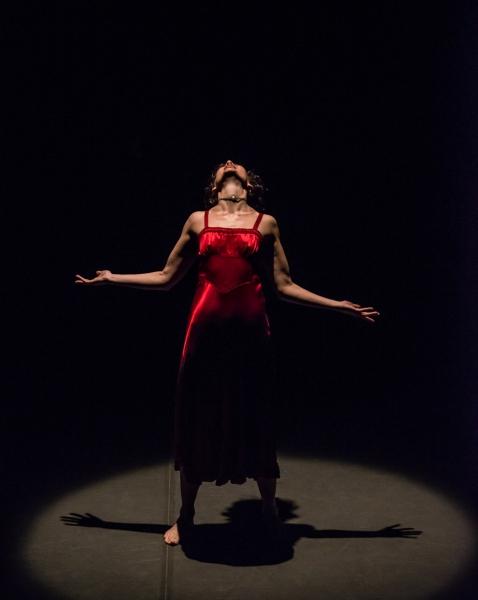 Onalea Gilbertson as Mata Hari