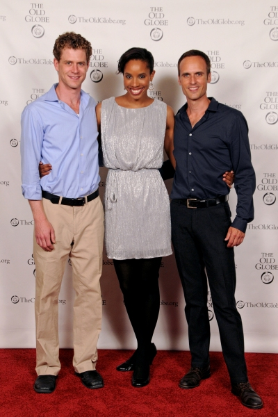 Lucas Hall, Krystel Lucas and Jay Whittaker Photo