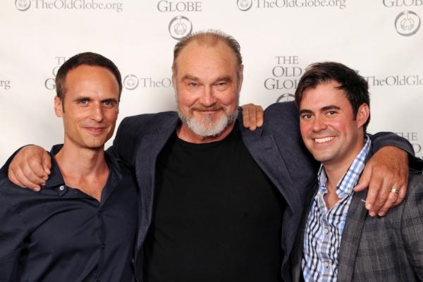 Jay Whittaker, Sherman Howard and John Lavelle Photo