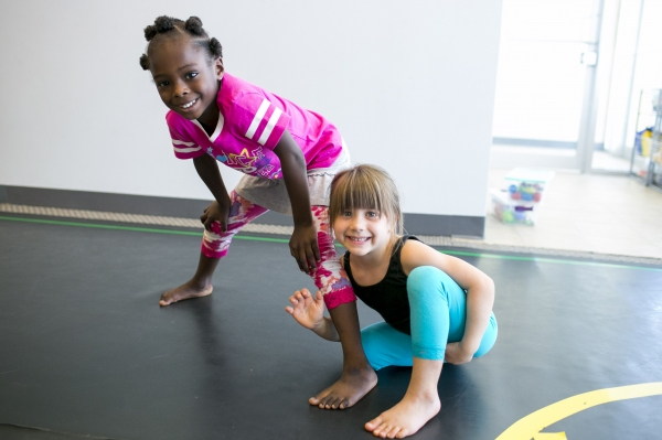 Photo Flash: Hubbard Street Youth Dance Program Enjoys Record Growth; Offers Open House Today