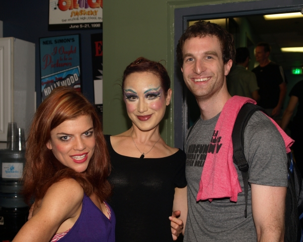 Katherine Malak, Monica Schneider, and Tyler King