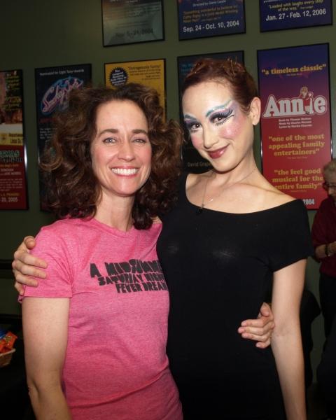 Beth Kennedy and Monica Schneider