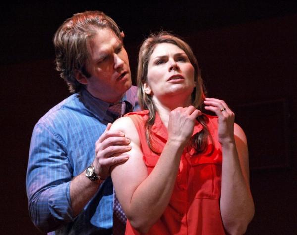 Aaron Ramey and Heidi Blickenstaff