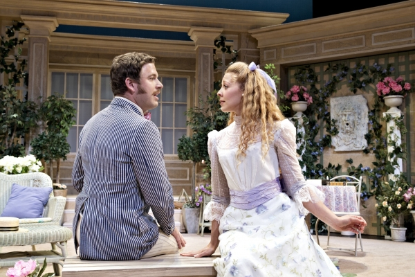 Photos:  Pennsylvania Shakespeare Festival's THE IMPORTANCE OF BEING EARNEST, Now Through 8/4