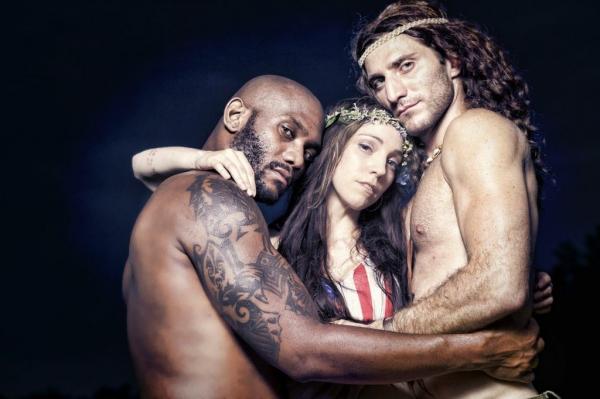 Apollo Levine, Kylie Brown, Maxim Gukhman Photo