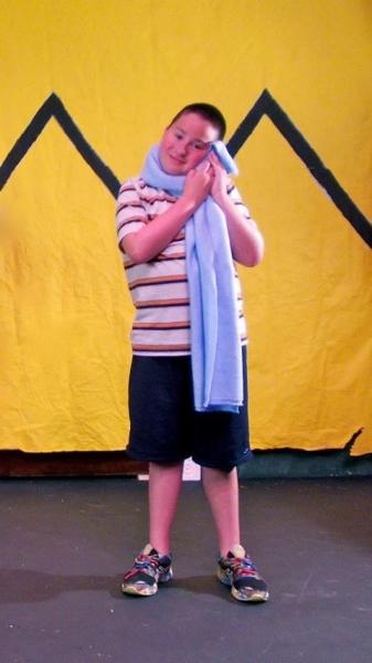 Josh Abel as Linus