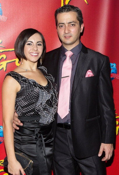 Photo Coverage: FOREVER TANGO's Karina Smirnoff and Maksim Chmerkovskiy Celebrate Opening Night!