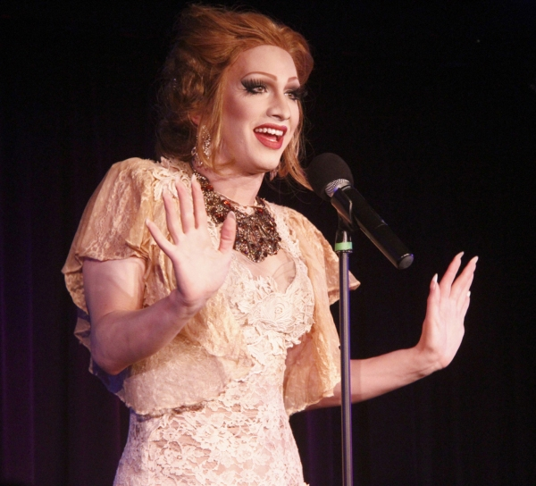 Jinkx Monsoon (Wilson Models photo)