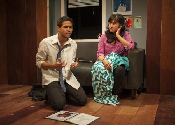 Kevin Matthew Reyes and Jillian Jocson