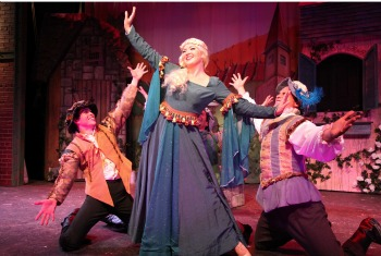 BWW Reviews: Gretna Theatre Delights with KISS ME, KATE