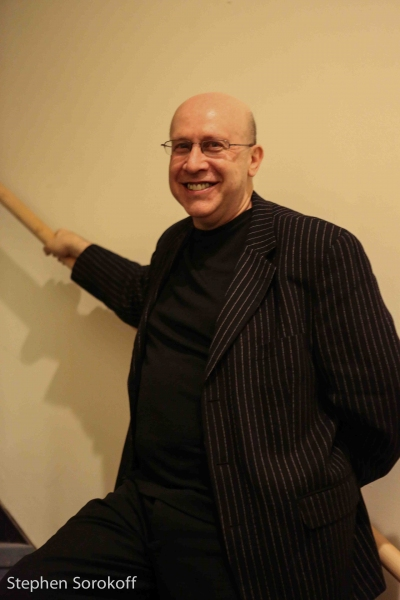 Alex Rybeck  Music Director Photo