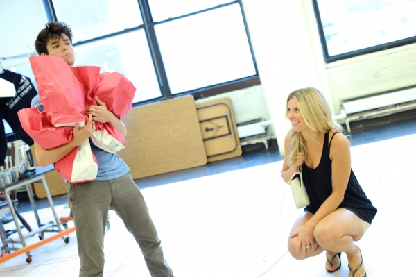 Photos: In Rehearsal with the Cast of SUMMER OF '42 at Bucks County Playhouse