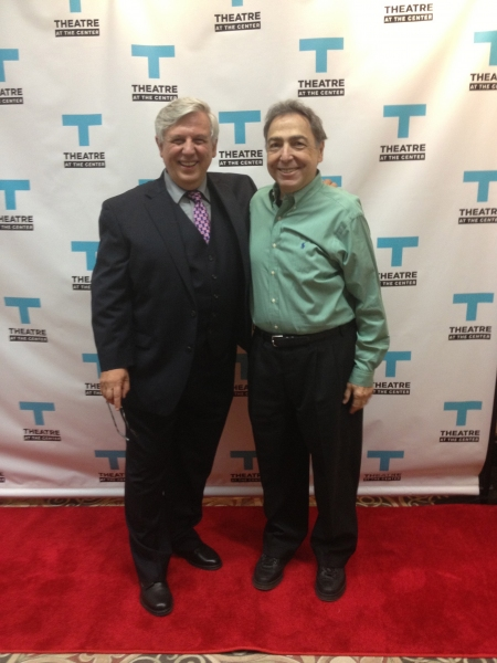Director David Perkovich and Artistic Director William Pullinsi Photo