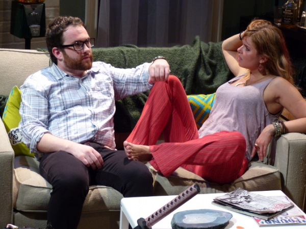 Photo Flash: First Look at Ground UP Productions' RUBBER DUCKS AND SUNSETS