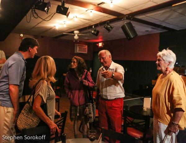 Tristan Wilson, Managing Director, Amy Oestreicher, Bruno Quinson, Mary Ann Quinson