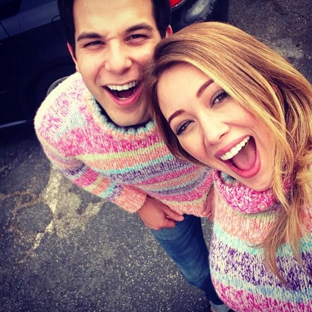 First Look At Skylar Astin Onset Of FLOCK OF DUDES