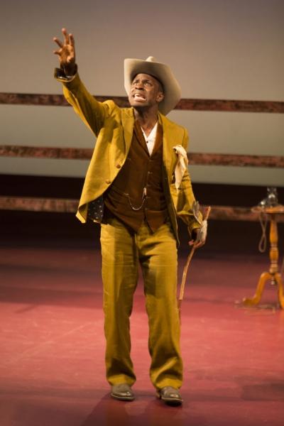 Gbenga Akinnagbe as Bill Starbuck