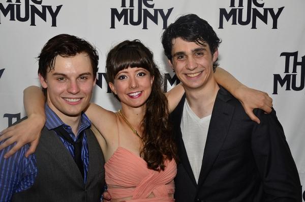 Alex Prakken, Katie Travis, Bobby Conte Thornton Photo