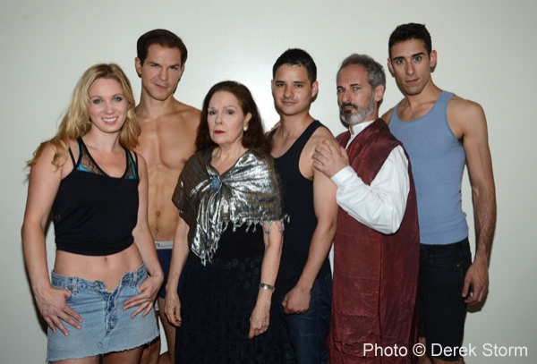 Cast: Lara Clear, Jacob Thompson, Karen Lynn Gorney, JP Serret, Marc Geller, Joey Mirabile