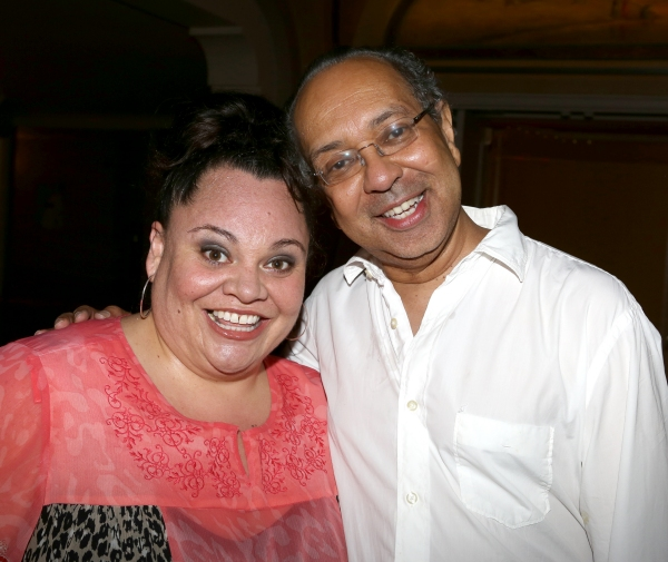 Keala Settle and George C. Wolfe