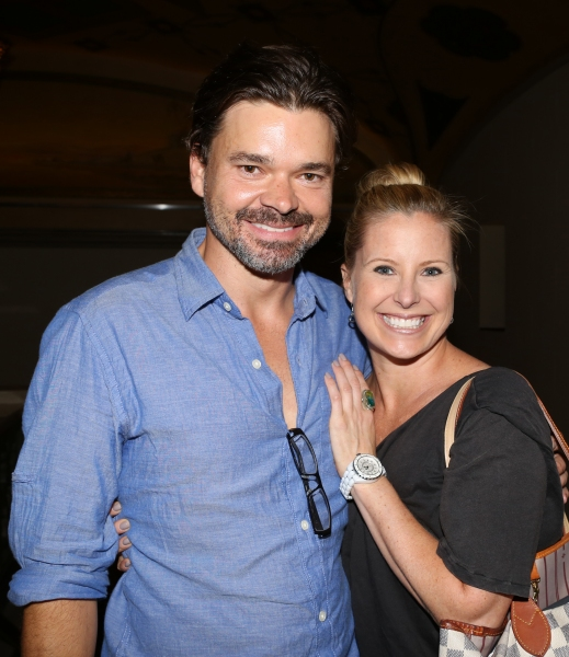 Hunter Foster and Michelle Kittrell Photo