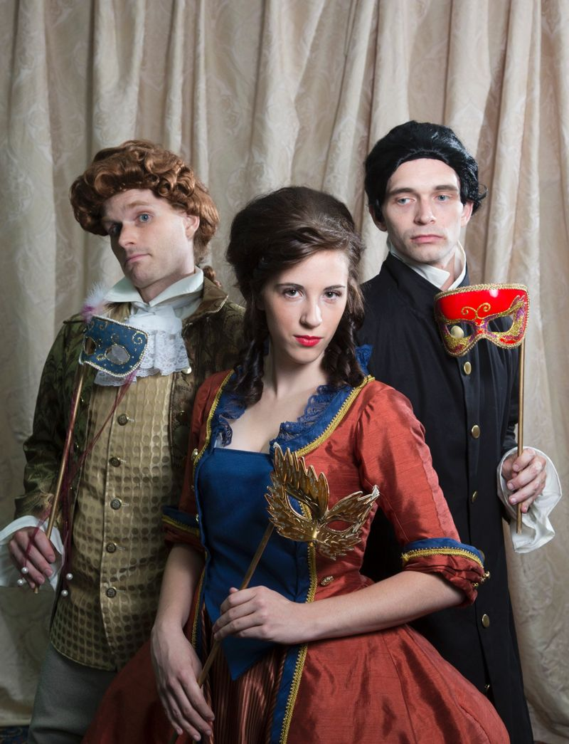 THE SCARLET PIMPERNEL to Play SCERA Shell Outdoor Theatre, 8/2-17