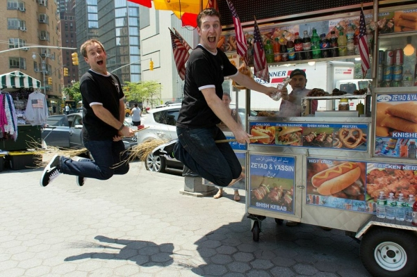 Photo Flash: POTTED POTTER Celebrates Summer at the Hot Dog Stand