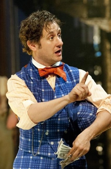 Photo Flash: First Look at Christopher Fitzgerald in Chichester Festival Theatre's BARNUM