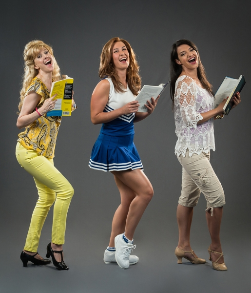 Melinda Cowan, Julia Johanos and Sarah Rolleston