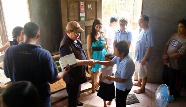 Photo Flash: Fashion One Foundation's Light A Million Homes Project Kicks Off in the Philippines