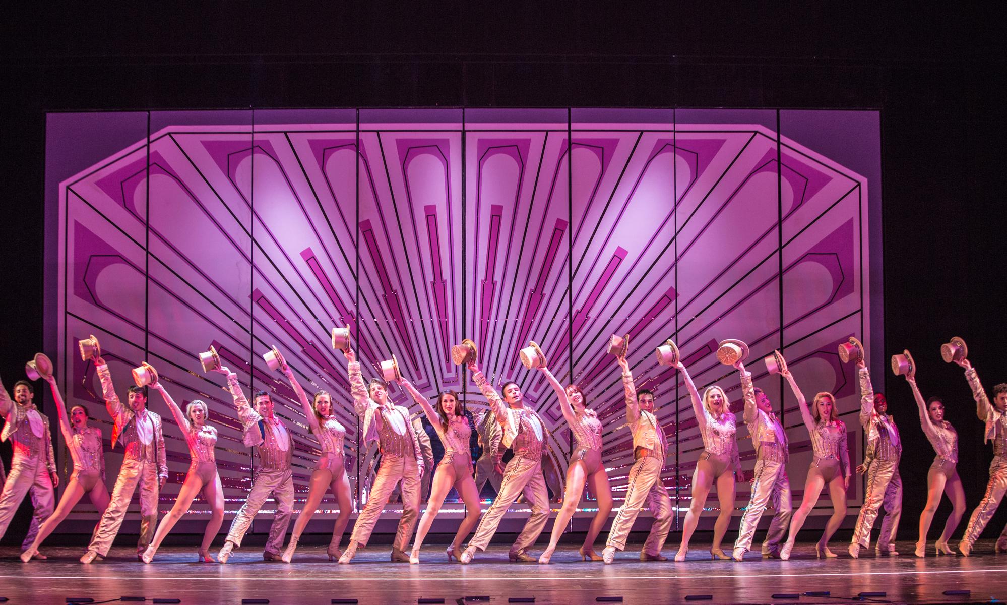 bww reviews tuts  a chorus line is simply sensational a chorus line stream a chorus line stream