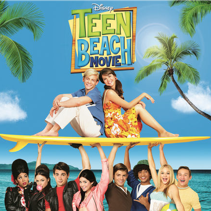 Top Tracks Amp Albums Teen Beach Movie Soundtrack Outsells