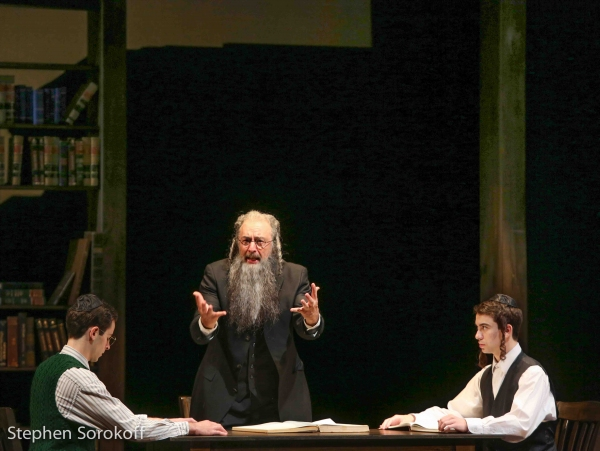 Jeff Cutler, Richard Schiff, Ben Rosenbach