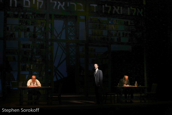 Adam Heller, Richard Topol, Richard Schiff Photo