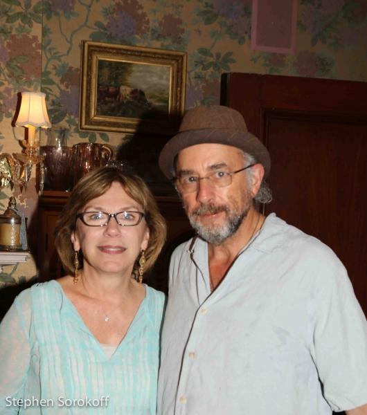 Julianne Boyd, Artistic Director & Richard Schiff