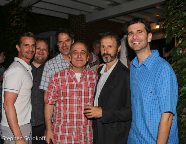 Mark H. Dold, Ben Cole, Christopher Innvar, Adam Heller, Richard Topol, John Cariani Photo