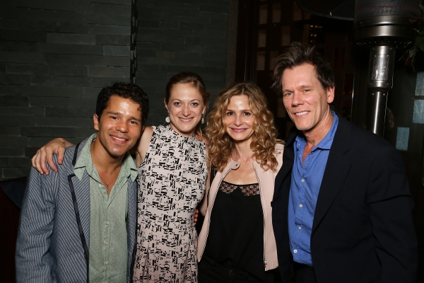 Photo Flash: James Franco, Bobby Cannavale, Kyra Sedgwick and More Attend CTG's A PARALLELOGRAM Opening