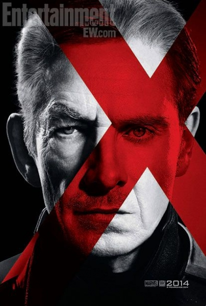 Photo Flash: First Two X-MEN DAYS OF FUTURE PAST Posters Revealed