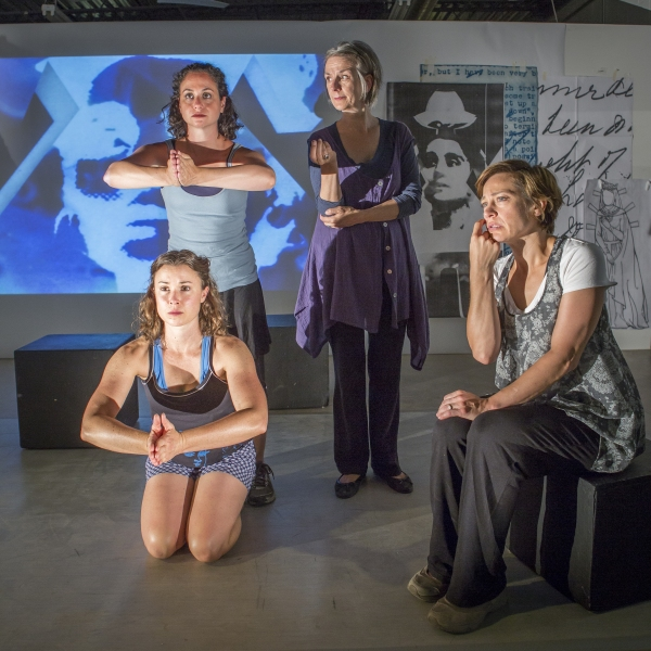 Photos: First Look at THREE ELEANORS at Stage Left Studio