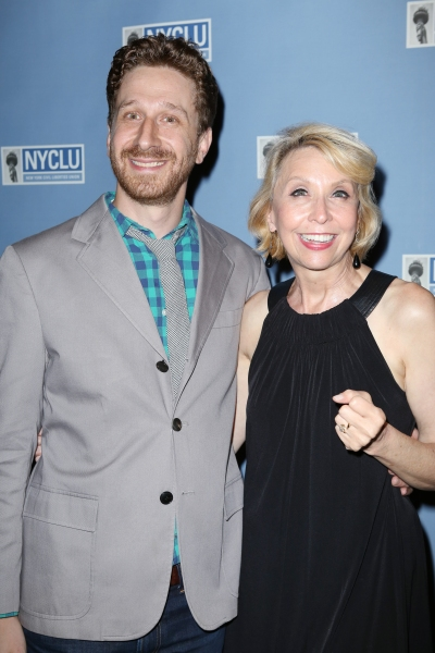Daniel Goldstein and Julie Halston