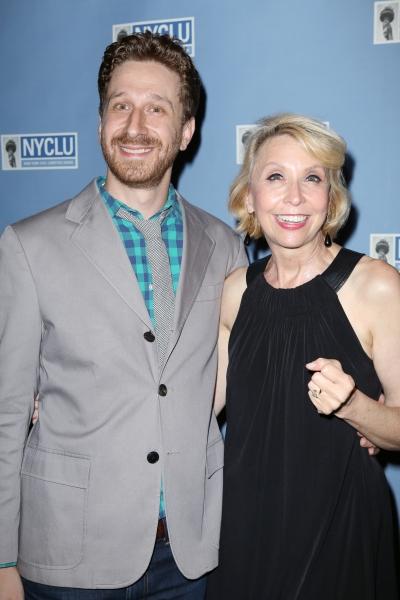 Daniel Goldstein and Julie Halston