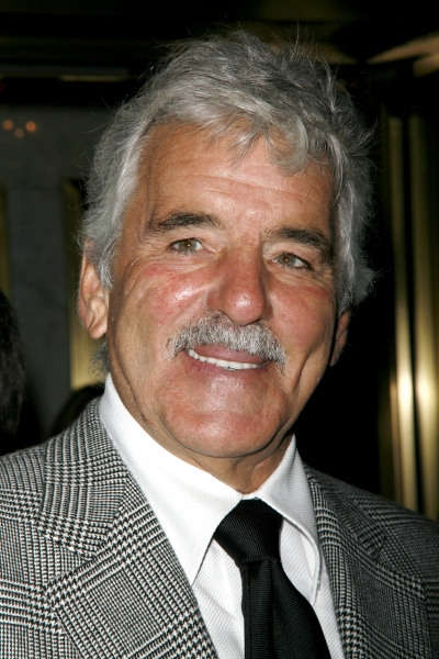 Dennis Farina arriving for the Opening Night Performance of Arthur Miller''s ALL MY SONS at the Gerald Schoenfeld Theatre in New York City. October 16, 2008