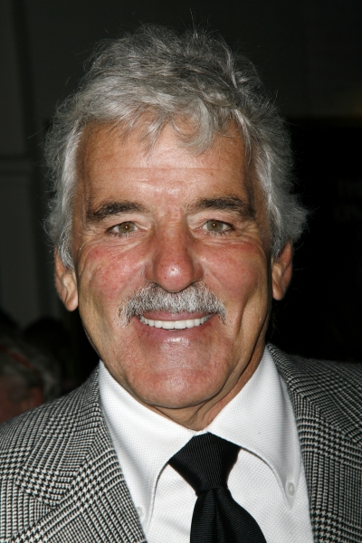 Dennis Farina arriving for the Opening Night Performance of Arthur Miller''s ALL MY S Photo